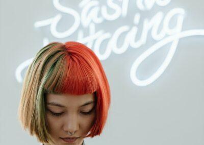 Sasha Tattooing
